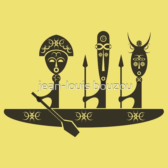 TShirtGifter presents: African warriors