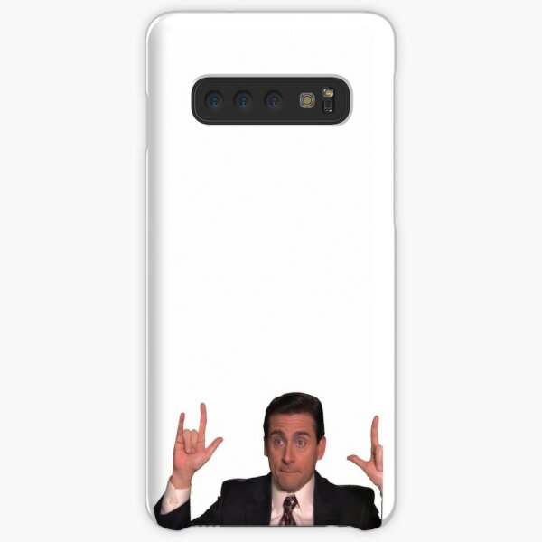 the office Samsung Galaxy Snap Case