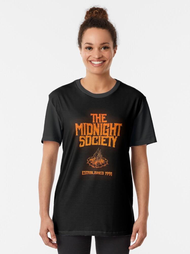 "Nickelodeon /""Are You Afraid Of The Dark/"" T-shirt"