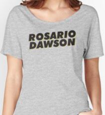 Rosario Dawson Women's Relaxed Fit T-Shirt