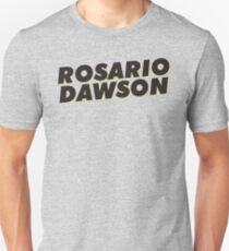 Rosario Dawson Unisex T-Shirt