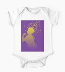 Girl with butterflies Kids Clothes