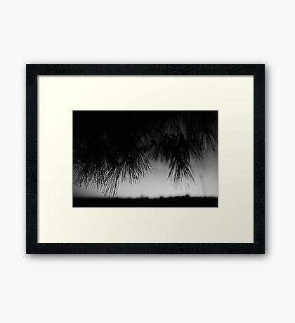 weekend Framed Print