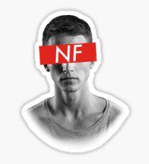 NF Sweatshirt Sticker