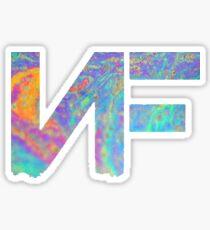 NF Sticker Sticker