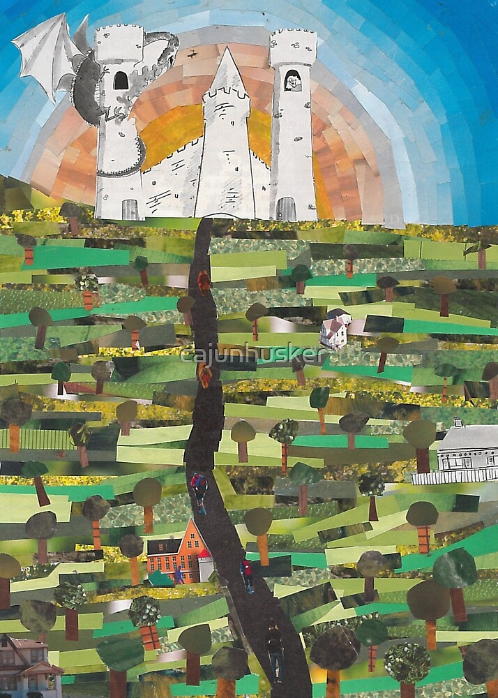 Journey Through a Fantasy Novel by Jennifer Frederick