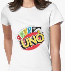 uno Tailliertes T-Shirt für Frauen