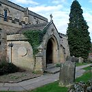 Lastingham church, side view! by dougie1