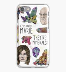Jesus Christ Marie! iPhone Case/Skin