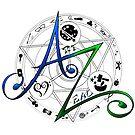 Art Zeal Logo Ver1 by Zenemijil