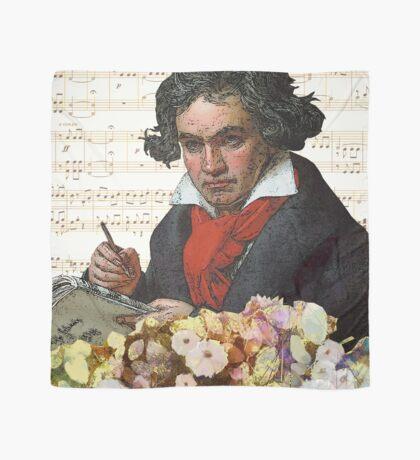 Ludwig von Beethoven Grunged III Scarf
