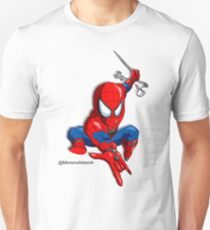 Spider Hero Unisex T-Shirt