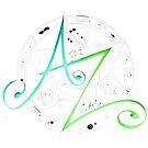 Art Zeal Logo Ver2 by Zenemijil