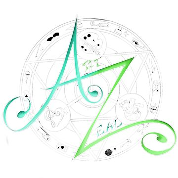 Art Zeal Logo Ver2 by Zenemijil