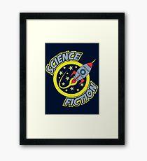 Sci Fi! Framed Print