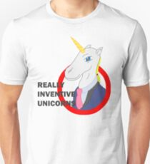 Really Inventive Unicorns T-Shirt