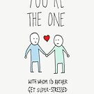 You're The One... by evilflea