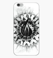 In Flames Logo iPhone Case