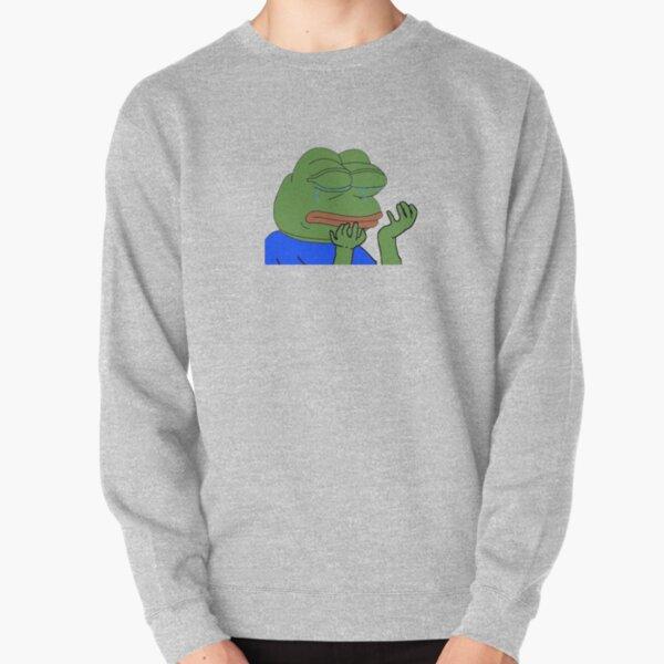 PepeHands Twitch Emote Sweatshirt épais
