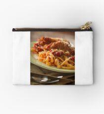 Chicken Parmesan with Linguine Studio Pouch