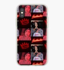 Lil Xan Artwork  iPhone Case