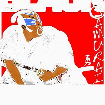 Black Samurai 2 by yoarashi