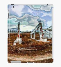 Thrown Stadium iPad Case/Skin