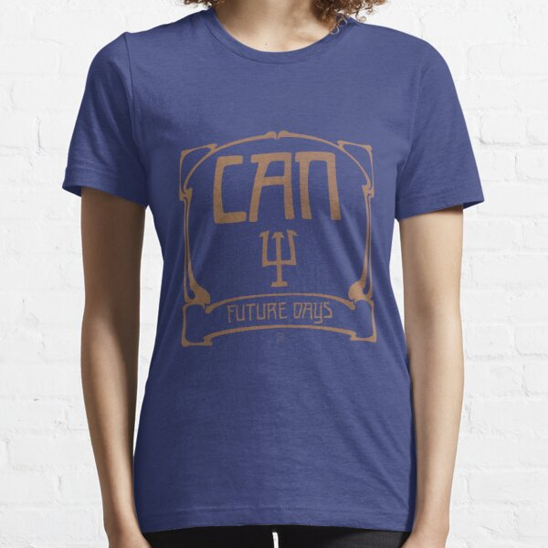 Can - Future Days T-shirt Essential T-Shirt