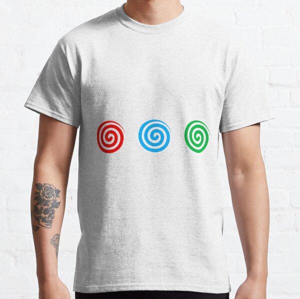 design, decoration, motif, marking, ornament, ornamentation, system, order Classic T-Shirt
