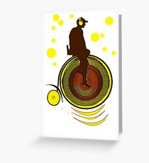 penny.. Greeting Card