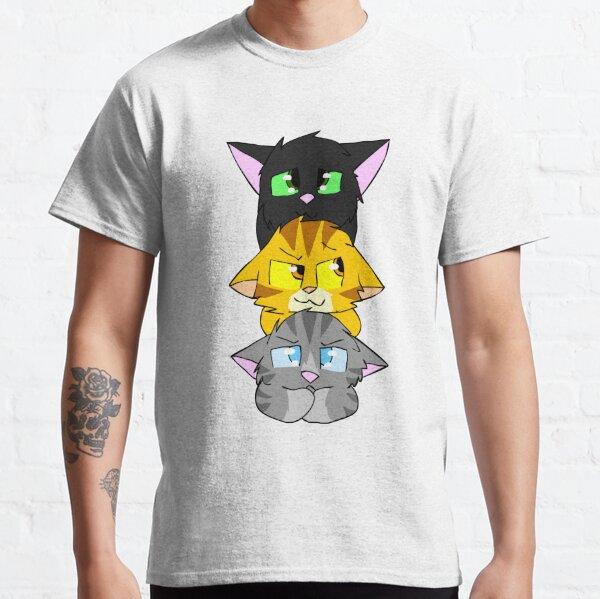 Oeil de Geai, Feuille de Houx et Pelage de Lion T-shirt classique