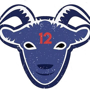 Goat Tom Brady by dealzillas