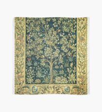 Tree of Life by William Morris Scarf