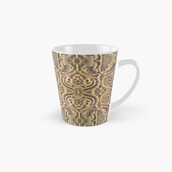 design, decoration, motif, marking, ornament, ornamentation, system, order, arrangement Tall Mug