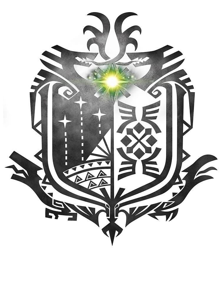 Monster Hunter 4 Symbol 91087 Newsmov