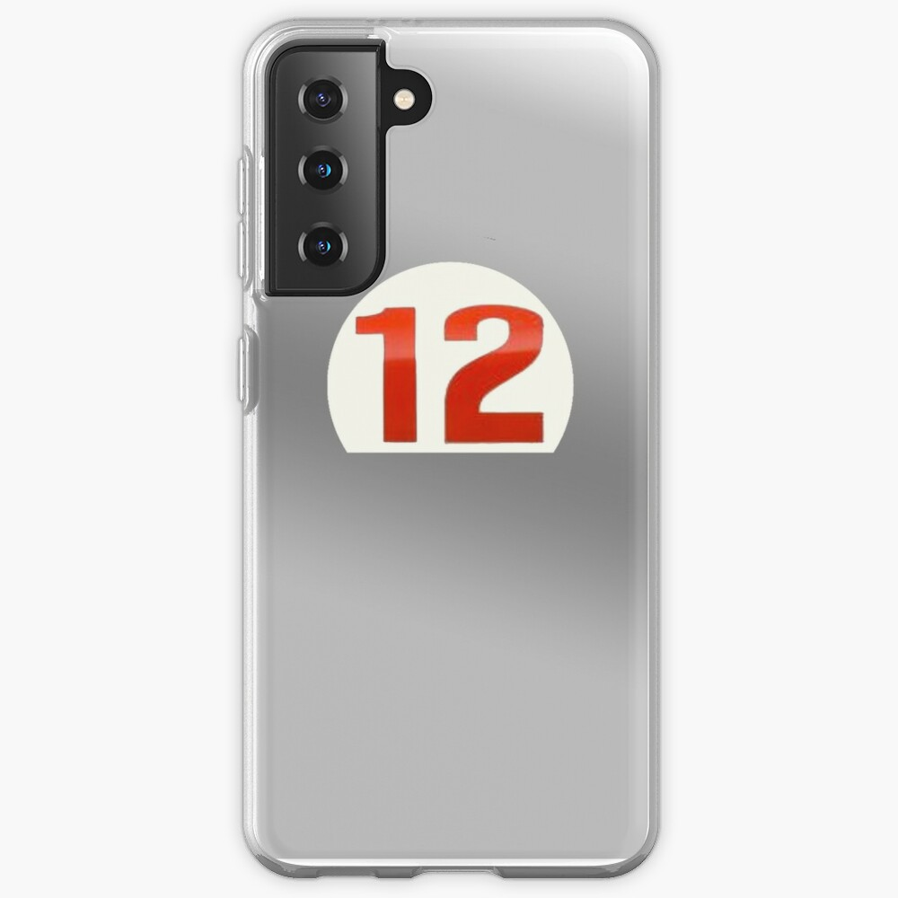 12 Silver Arrows Case & Skin for Samsung Galaxy
