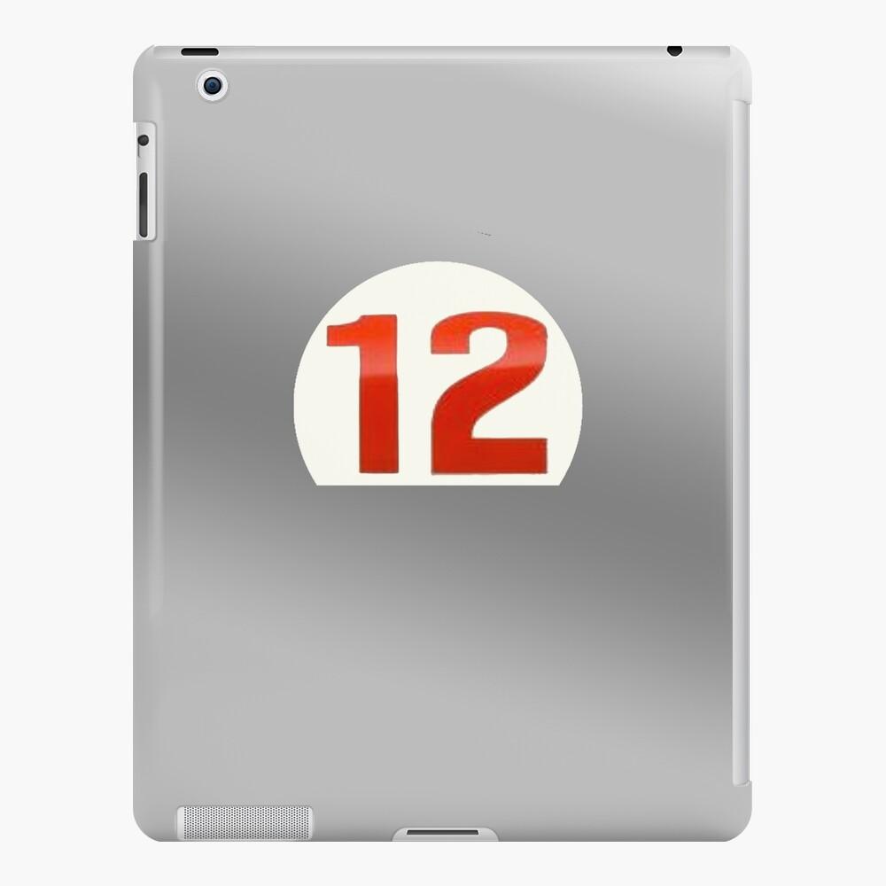 12 Silver Arrows iPad Case & Skin