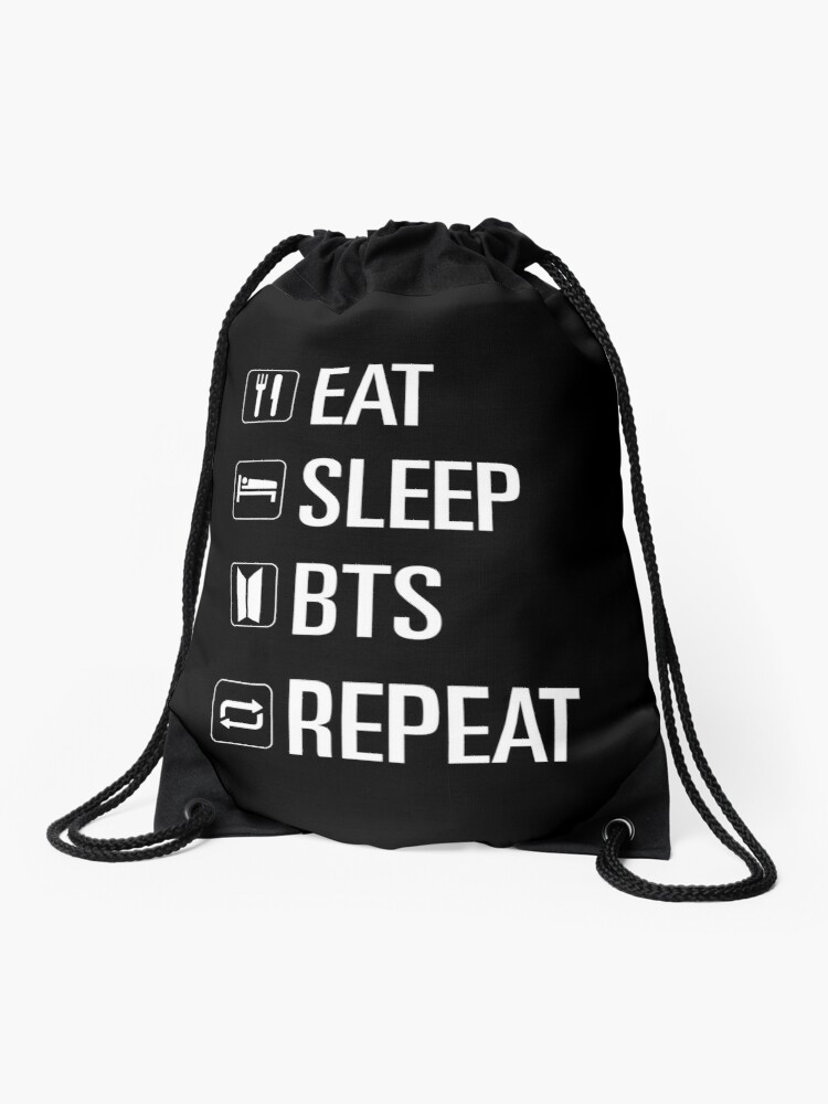 BTS only with new logo