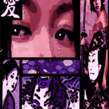Samurai TV Love Story by yoarashi