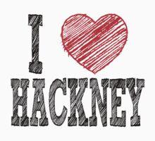 i love hackney