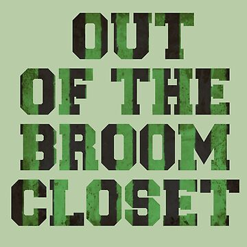 Broom Closet by brightgemini