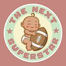 The next superstar - american football version 2 by enriquev242