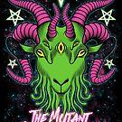 The Mutant Star-Goat by VicNeko