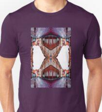 Old Town Street After Rain 4D Unisex T-Shirt