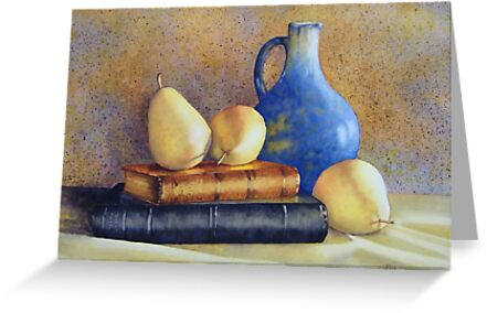 A Pear of Classics by Fiona  Lee
