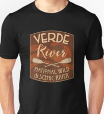 Verde River, National Wild and Scenic River Unisex T-Shirt