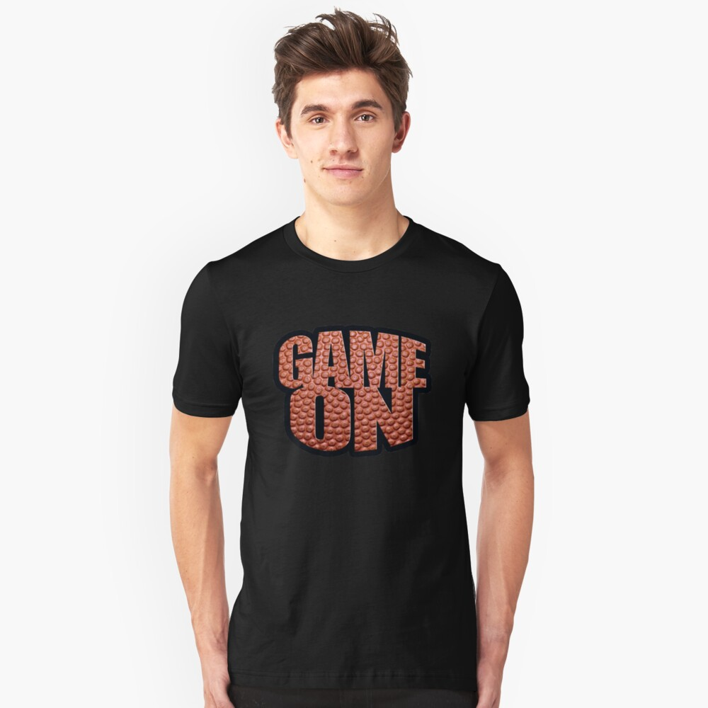 Game On Unisex T-Shirt Front