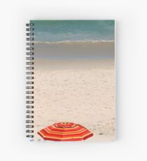 Cottesloe Beach, Perth WA Spiral Notebook