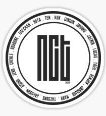 NCT 2018 Ot18 Sticker