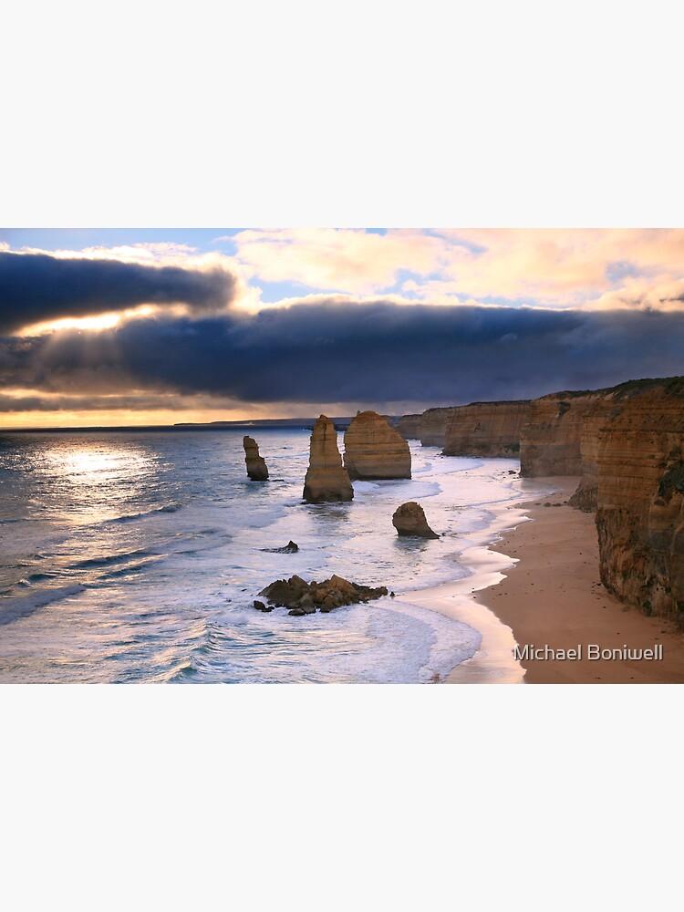 """The Twelve Apostles"" Sunset, Great Ocean Rd, Australia by Chockstone"